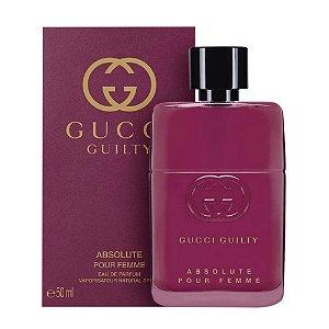 Perfume Feminino Gucci Guilty Absolute Pour Eau de Parfum