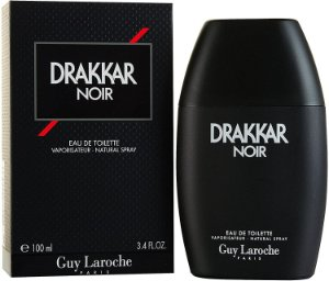 Perfume Masculino Drakkar Noir Guy Laroche Eau de Toilette