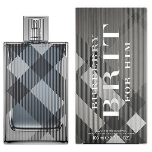 Perfume Masculino Burberry Brit For Eau de Toilette