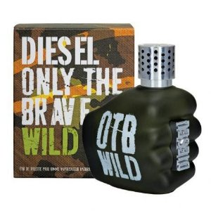 Perfume Masculino Diesel Only The Brave Wild Eau de Toilette