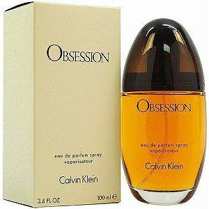 Perfume Feminino Calvin Klein Ck Obsession Eau de Parfum
