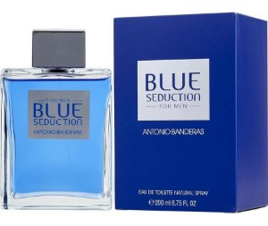 Perfume Masculino Antonio Banderas Blue Seduction Eau de Toilette