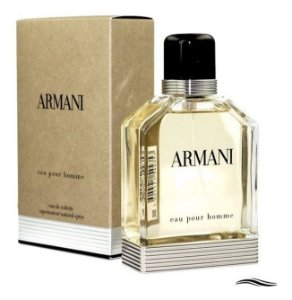 Perfume Masculino Giorgio Armani Eau Pour Homme Eau de Toilette
