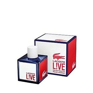 Perfume Masculino Lacoste Live Eau de Toilette