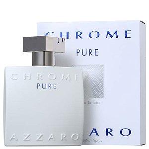 Perfume Masculino Azzaro Chrome Pure Eau de Toilette