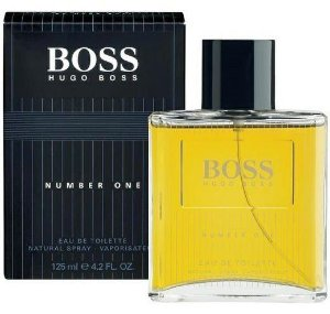 Perfume Masculino Hugo Boss Number One Eau De Toilette