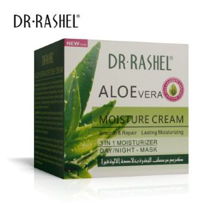 Creme DR.RASHEL Aloe Vera Moisture Cream 3 in 1 Day Night Mask 50ml