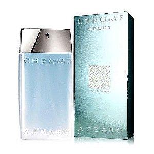 Perfume Masculino Azzaro Chrome Sport Eau de Toilete