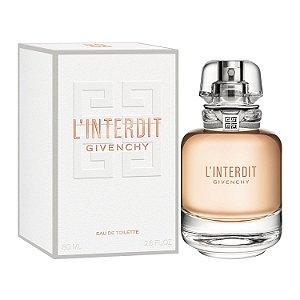 Perfume Feminino Givenchy L'interdit Eau de Toilette