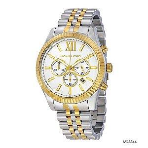 Relógio Feminino Michael Kors MK8344 Misto Oversize