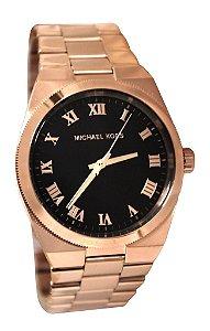 Relógio Feminino Michael Kors MK5937 Gold Fundo Preto