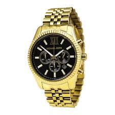 Relógio Masculino Michael Kors MK8286 Dourado