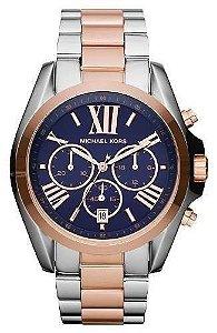 Relógio Feminino Michael Kors MK5606 Rose & Silver