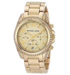Relógio Feminino Michael Kors MK5166 Gold
