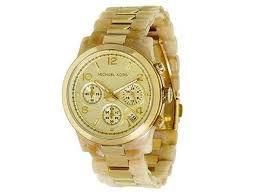 Relógio Feminino Michael Kors  Mk5139 Dourado