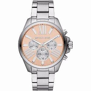 Relógio Feminino Michael Kors MK5837 Prata