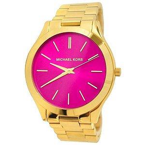 Relógio Feminino Michael Kors MK3264 Dourado