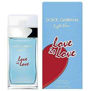 Perfume Feminino Dolce & Gabbana Love is Love Eau de Toilete