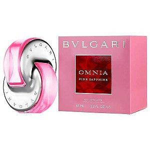Perfume Feminino Bvlgari Omnia Pink Sapphire Eau de Toilette