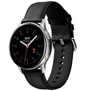 Relógio Samsung Galaxy Watch Active 2 SM-R830 Tela 40mm Couro