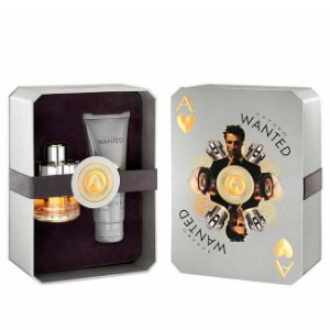 Kit Perfume Azzaro Wanted Eau de Toilette 100ml + Shampoo 100ml