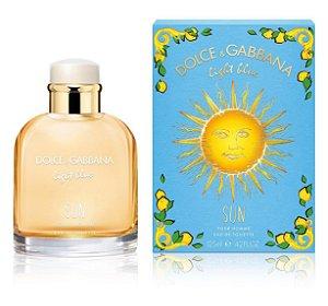 Perfume Masculino Dolce & Gabbana Light Blue Sun Eau de Toilette