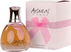 Perfume Feminino Arsenal Woman Eau de Parfum
