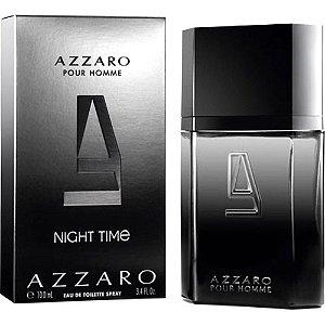 Perfume Masculino Azzaro Pour Homme Night Time Eau de Toilette