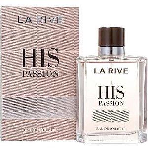 Perfume Masculino La Rive His Passion Eau de Toilette