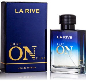 Perfume Masculino Just On Time La Rive Eau de Toilette