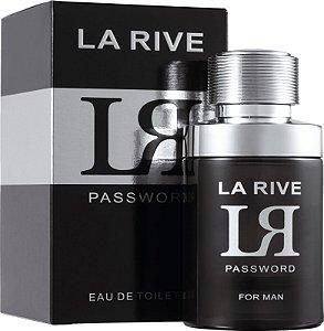 Perfume Masculino LR Password La Rive Eau de Toilette