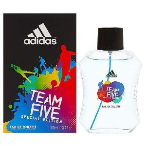 Perfume Masculino Adidas Team Five Special Edition Eau de Toilette