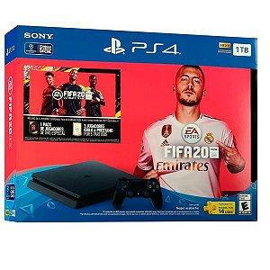 Caixa para PlayStation 4 Slim CUH-2215B - FIFA 2020