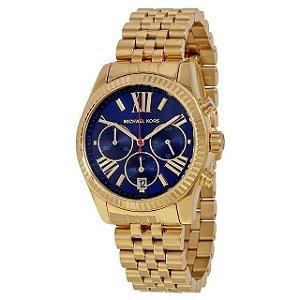 Relógio Feminino Michael Kors MK6206 Dourado
