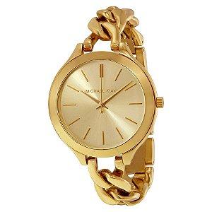 Relógio Feminino Michael Kors MK3222 Dourado