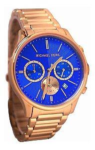 Relógio Feminino Michael Kors MK5911 Ouro Rose
