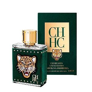 Perfume Masculino CH Beasts Carolina Herrera Eau de Parfum Edição Limitada
