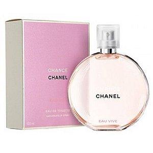 Perfume Feminino Chanel Chance Eau Vive Eau de Toilette