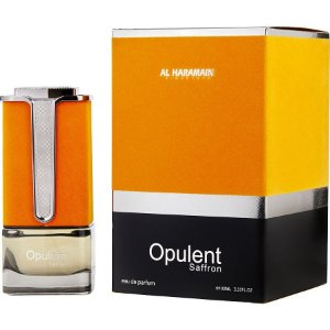 Perfume Masculino Al Haramain Opulent Saffron Eau de Parfum