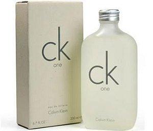Perfume Unissex Calvin Klein CK One Eau de Toilette