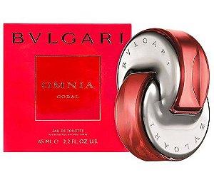Perfume Feminino BVLGARI Omnia Coral Eau de Toilette