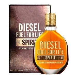 Diesel Fuel for Life Spirit Masculino Eau de Toilette