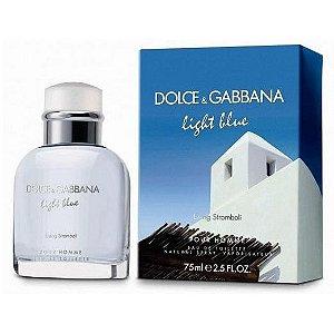 Dolce & Gabbana Light Blue Living Stromboli Masculino Eau de Toilette