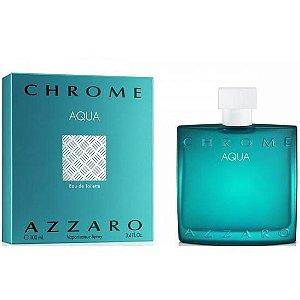 Perfume Masculino Azzaro Chrome Aqua Eau de Toilette