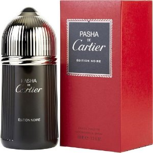 Perfume Masculino Pasha de Cartier Edition Noire Cartier Eau de Toilette