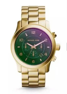 Relógio Feminino Michael Kors MK8407 Dourado