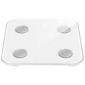 Balança de Peso Digital Xiaomi Mi Body Scale 2 150KG Branco