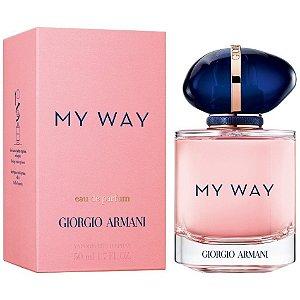 Perfume Feminino My Way Giorgio Armani Eau de Parfum