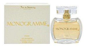 Perfume Feminino Yves de Sistelle Monogramme Eau de Parfum