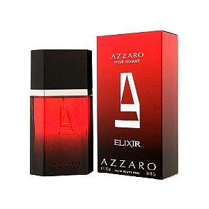 Perfume Mascuino Azzaro Elixir Pour Homme Eau de Toilette
